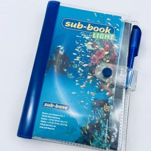 Sub-Book Light Logbuch
