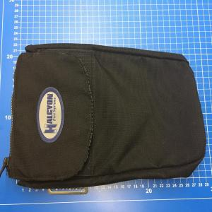 Halcyon weighted bellow pocket - Gurttasche